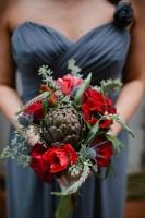 Svatba - v hlavní roli artyčoky !